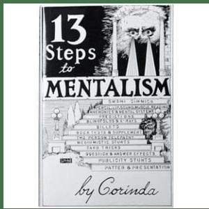 13 Steps to Mentalism essential mentalism book