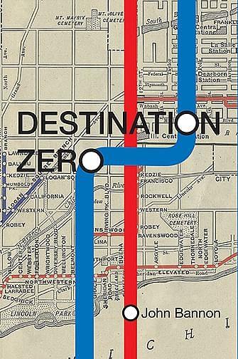Cover of magician John Bannon's magic book Destination Zero