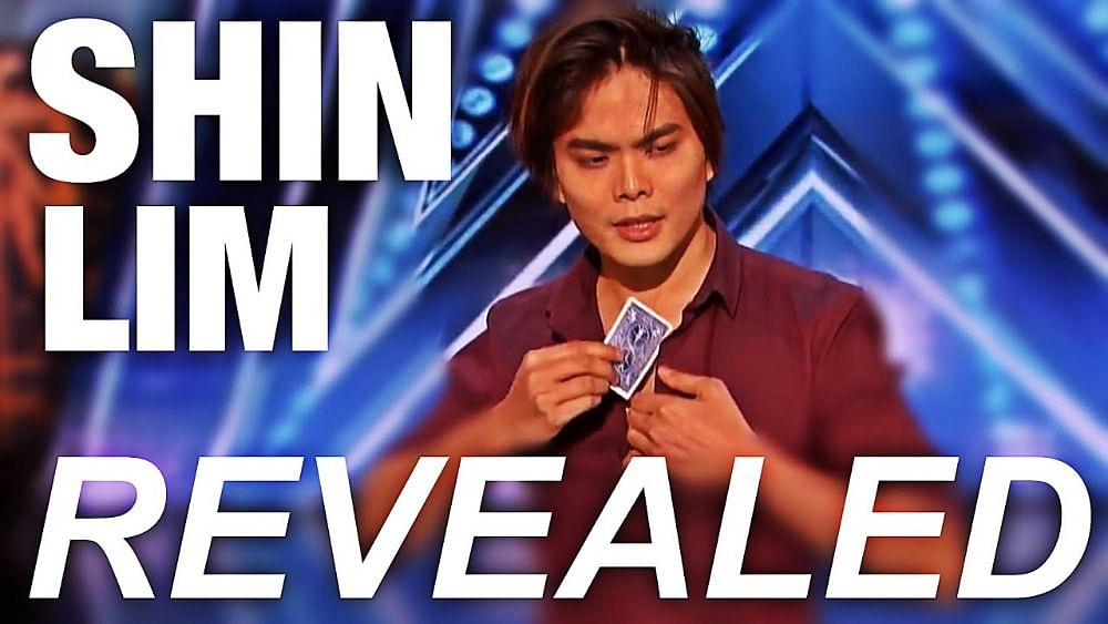 Cover image from a YouTube video exposing a card trick performed by magician Shin Lim on America's Got Talent