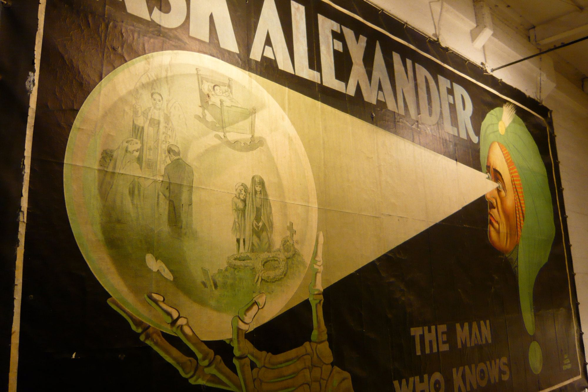 Alexander - The Man Who Knows