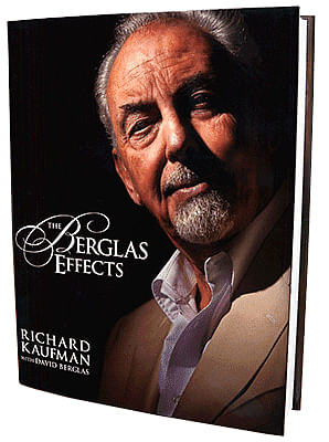 Cover of The Berglas Effect book by Richard Kaufman