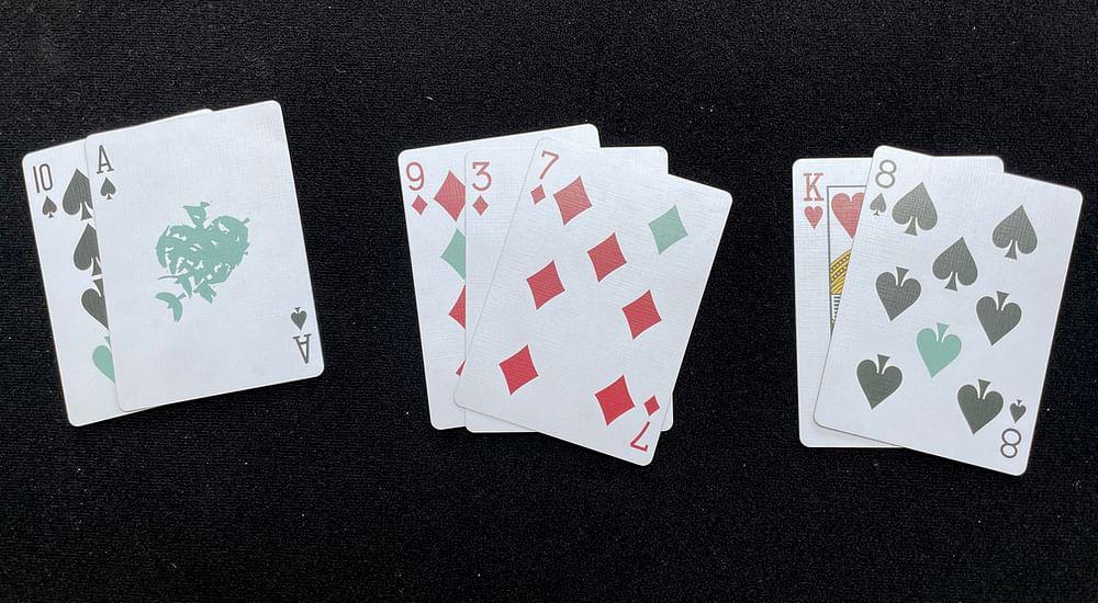 End of Blackjack