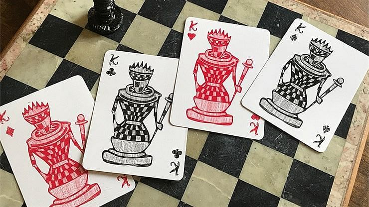 Chess Club Cards