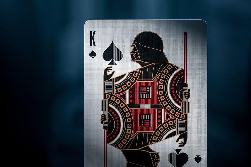 Darth Vader Star Wars Playing Cards