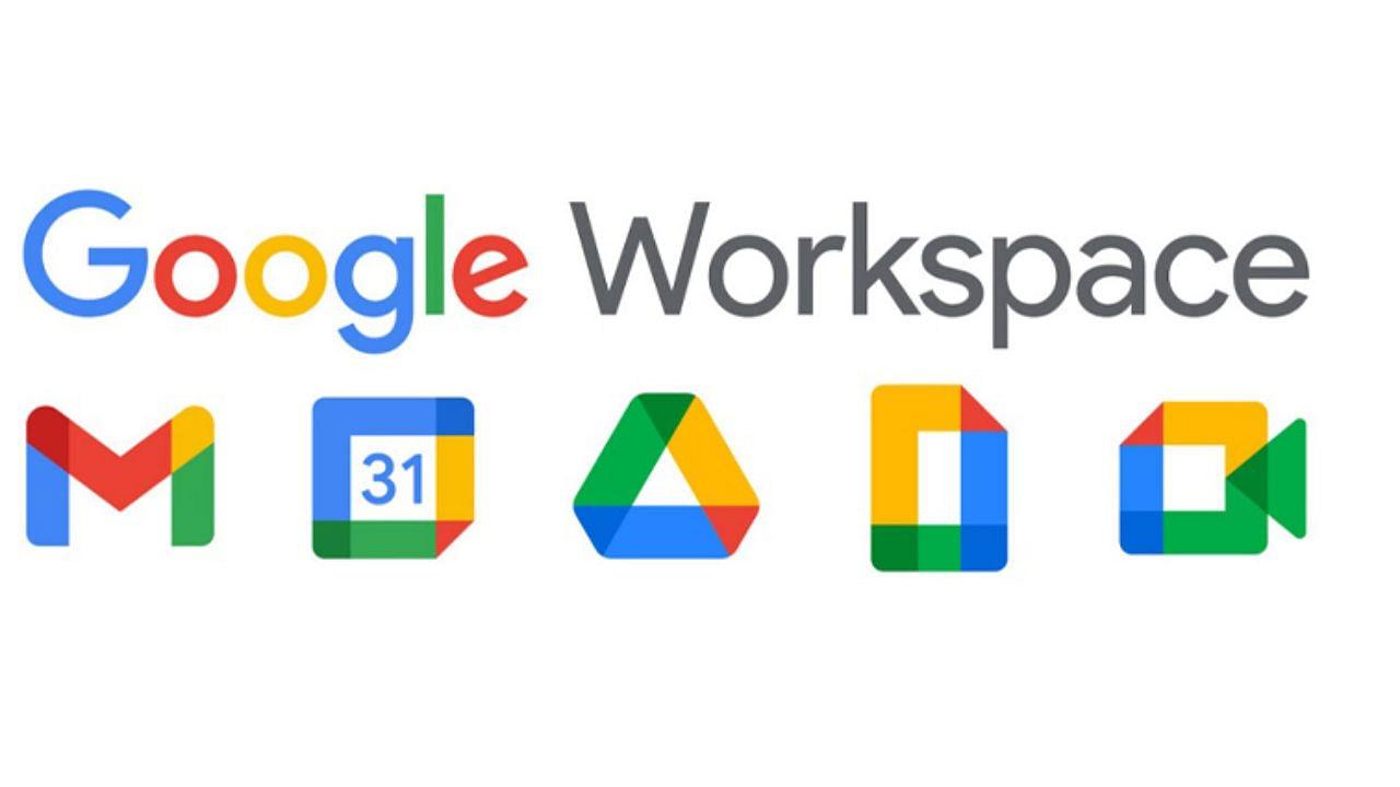 Google Workspace app listing after rebrand from Google Suite