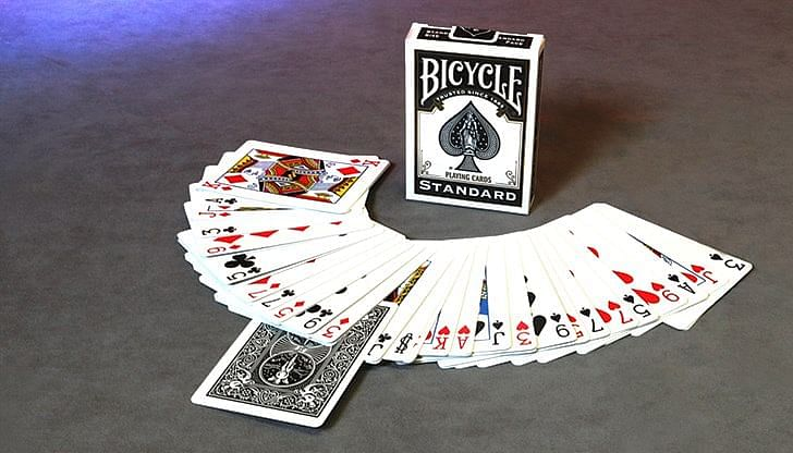 bicycle invisible deck playing cards