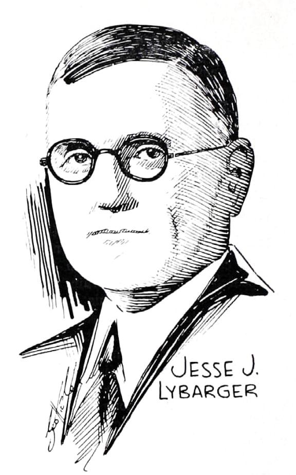 Jesse J. Lybarger