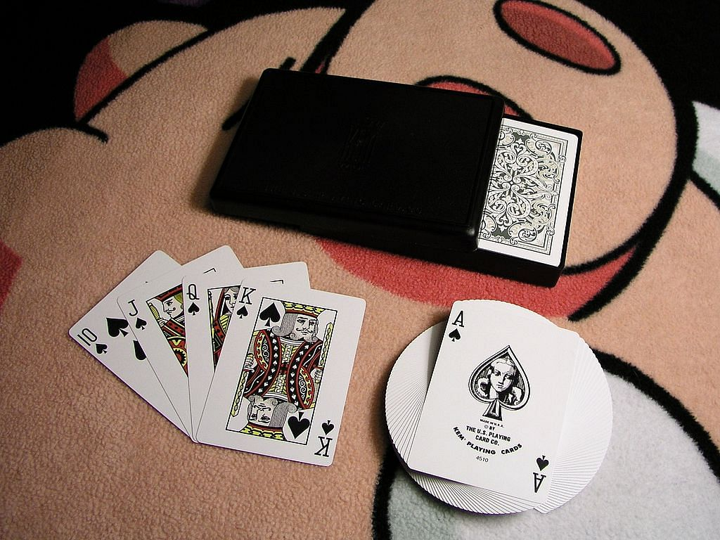 Kem playing cards are perfect for poker playing and poker games