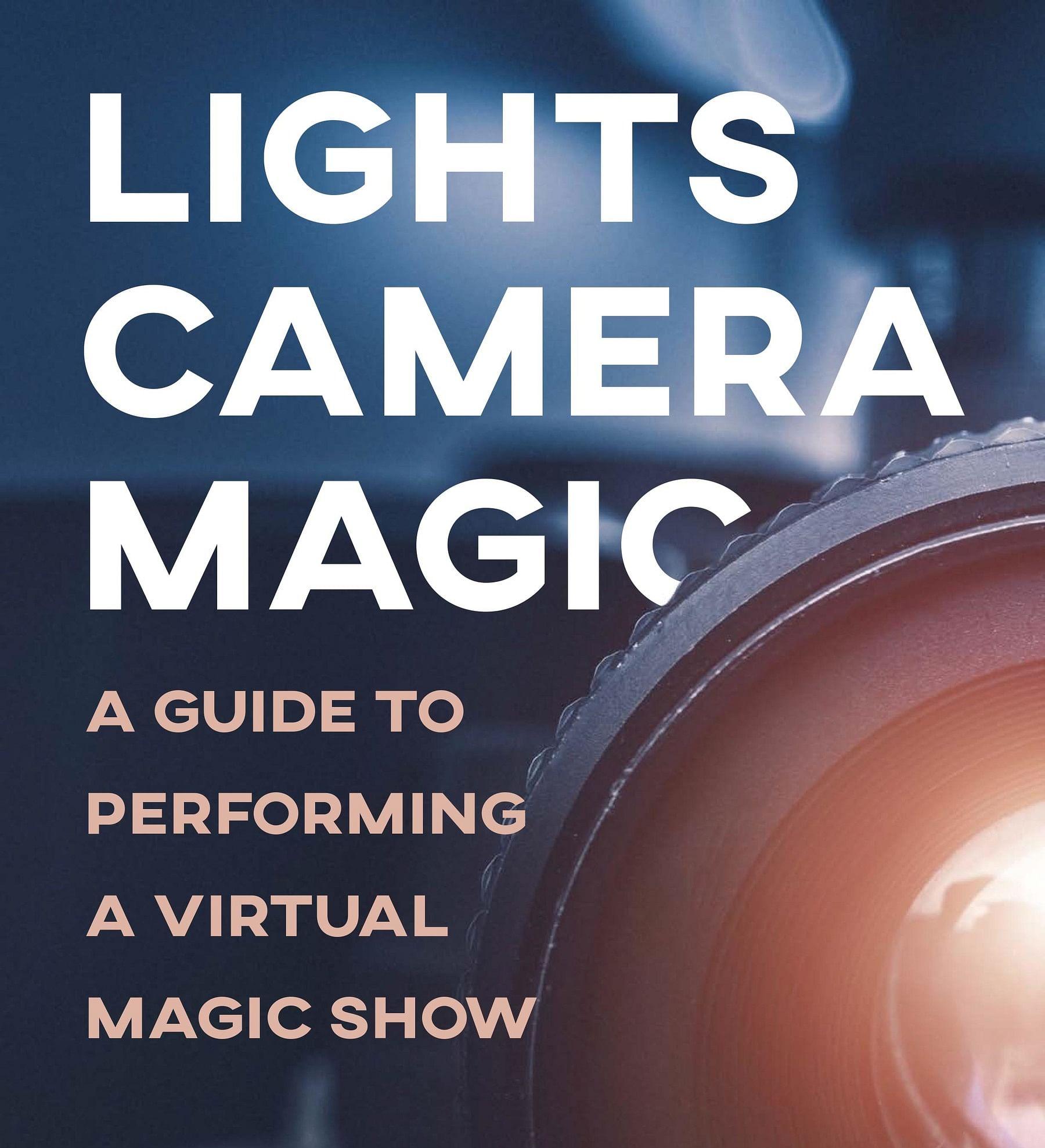 Lights Camera Magic Ebook