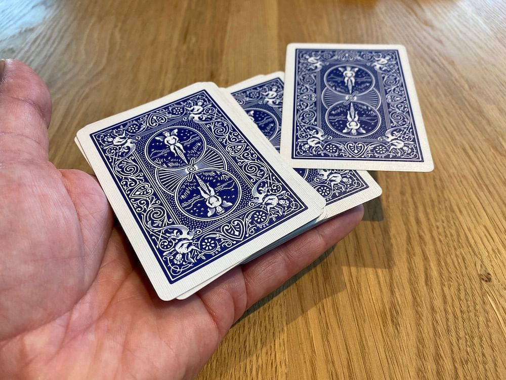 the haunted deck