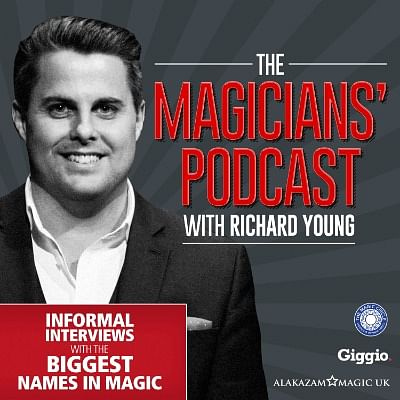The Magician's Podcast is a magical podcast feautring interviews with some of the biggest names in magic and magic tricks