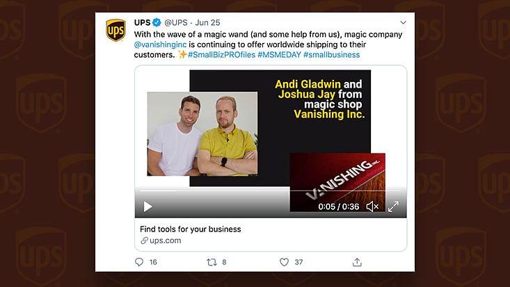 VI UPS - Small Business PRO
