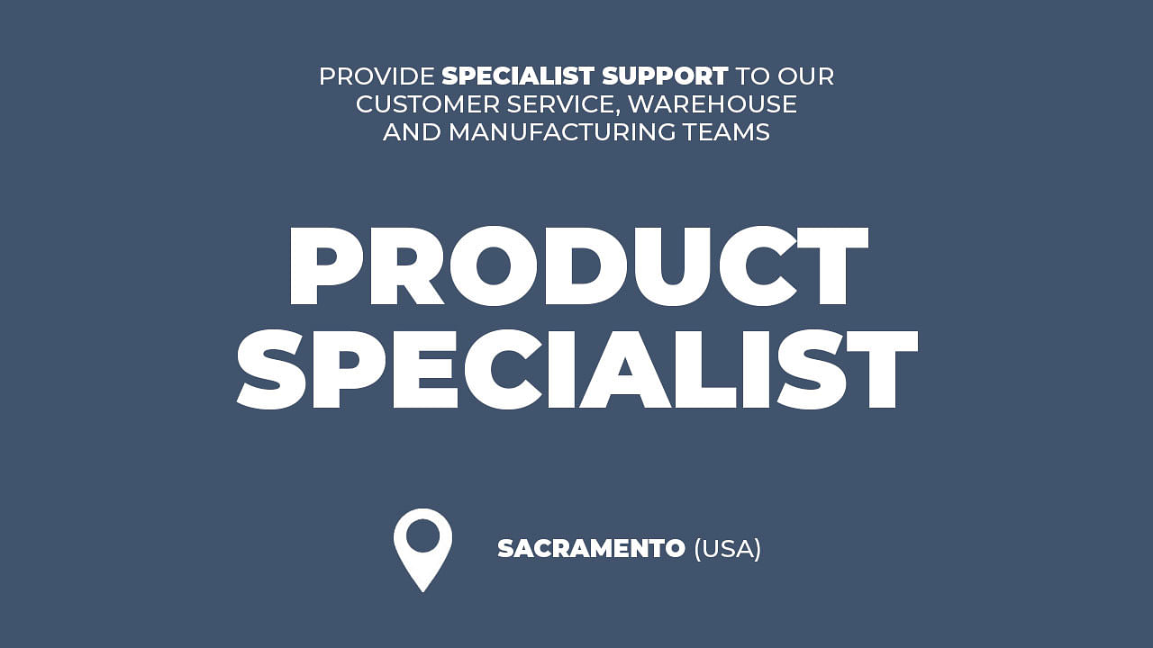 Product Specialist