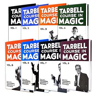 Tarbell course in magic set of books