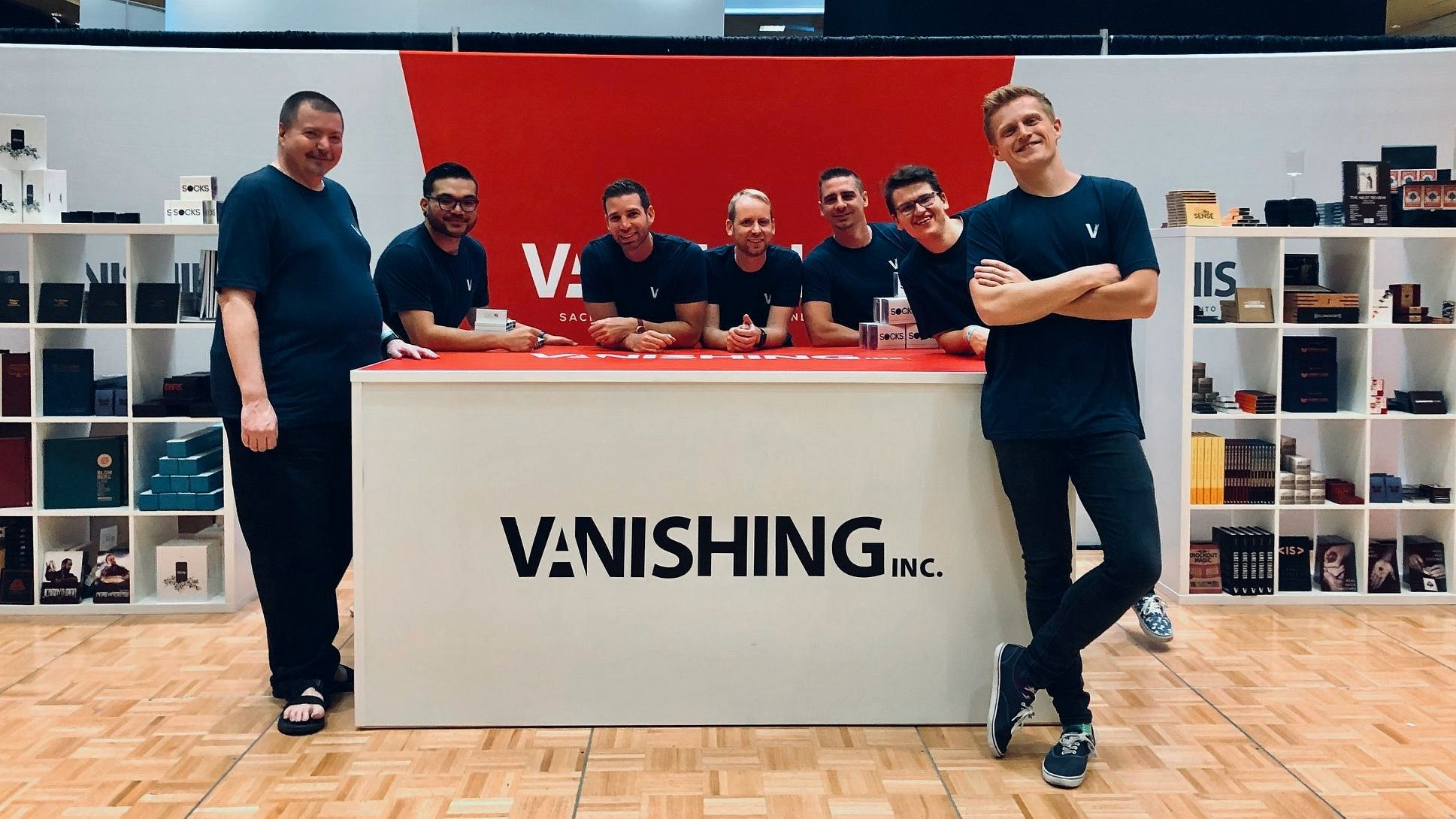 Vanishing Inc. Team