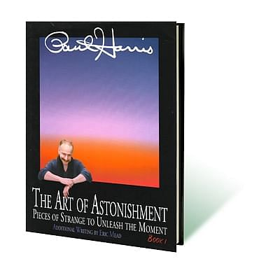 The Art of Astonishment a book by Paul Harris