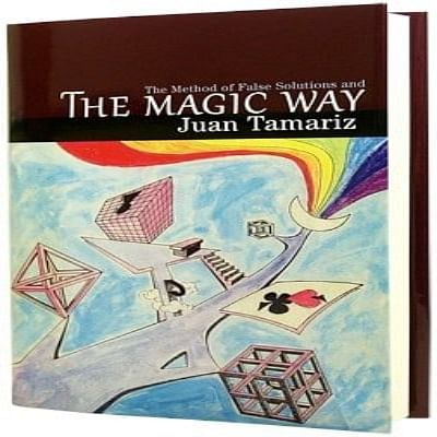 The Magic Way by Juan Tamariz a book at Vanishing Inc. Magic