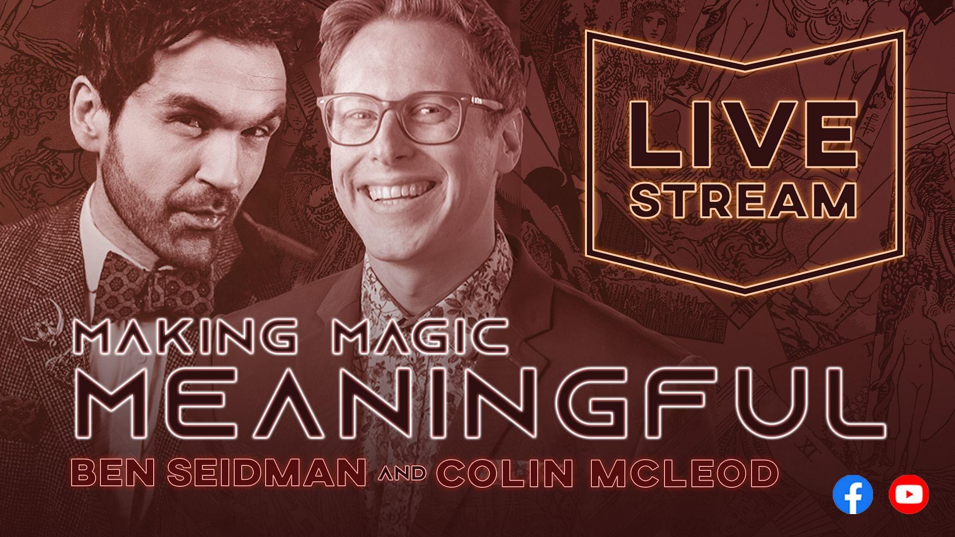 Making Magic Meaningful
