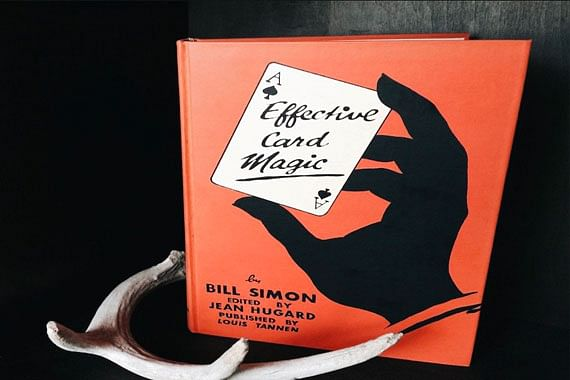 Image result for Bill Simon - Effective Card Magic
