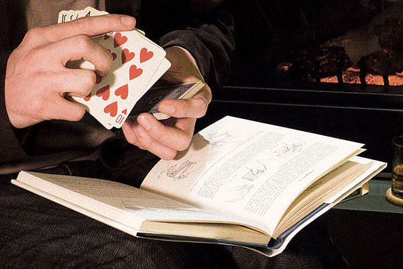 How to Read a Magic Book by Ricky Smith