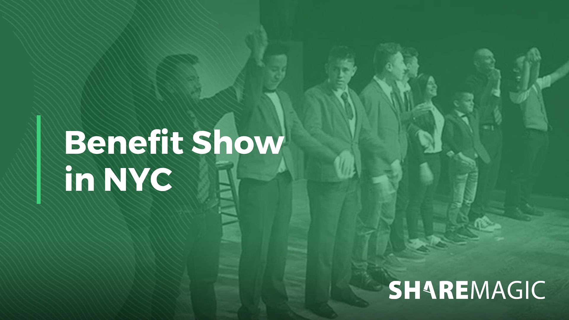 Benefit Show in NYC