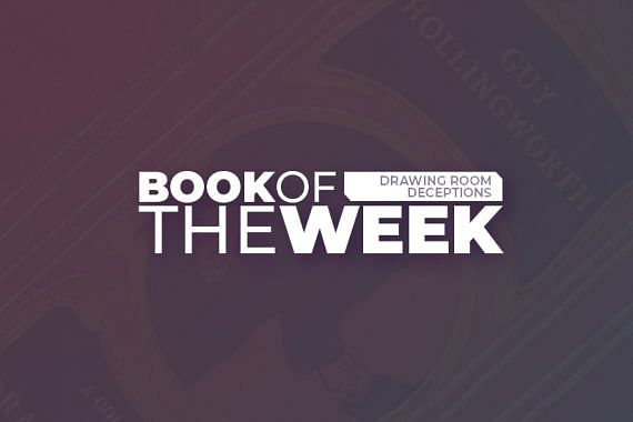 Book of the Week | Drawing Room Deceptions