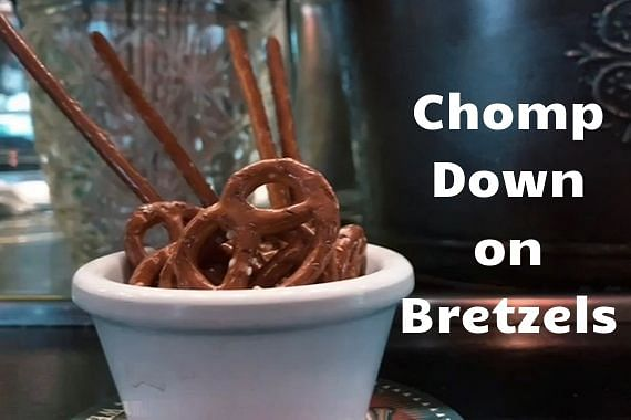 Chomp Down on Bretzels