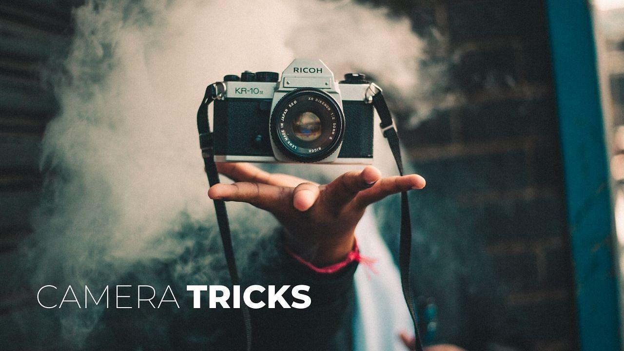 Camera Tricks (To Perform Online)