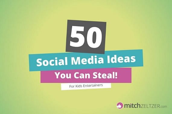 50 Social Media Post Ideas You Can Steal!