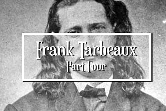 Frank Tarbeaux and Wild Bill Hickok