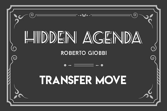 Hidden Agenda | Transfer Move Stop Trick