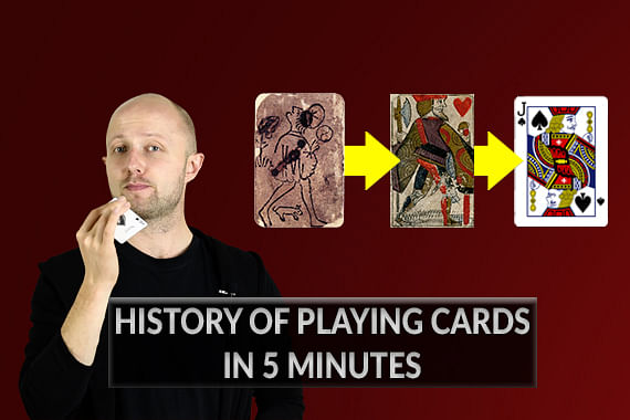 The History of Playing Cards in Five Minutes