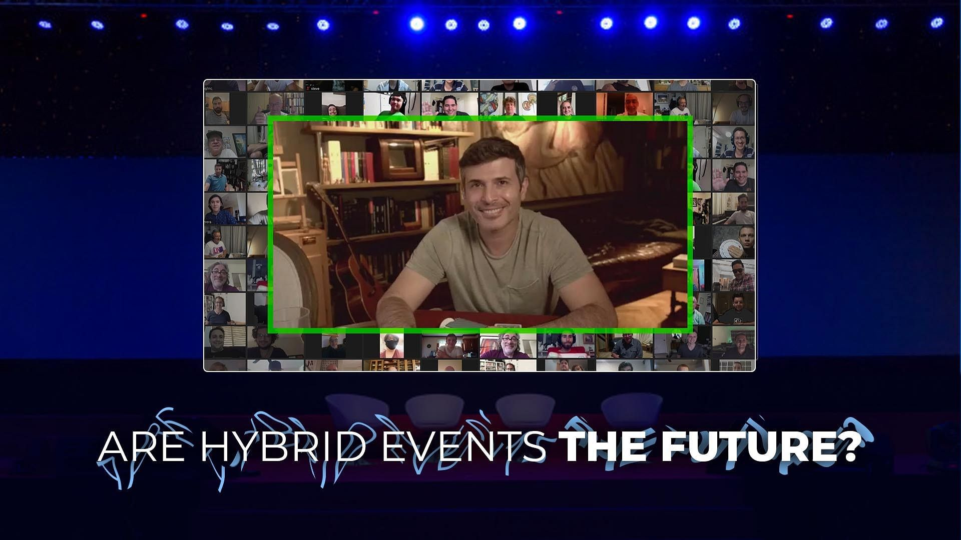 Are Hybrid Events The Future?