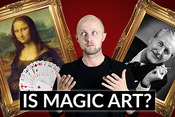 Is Magic Art?