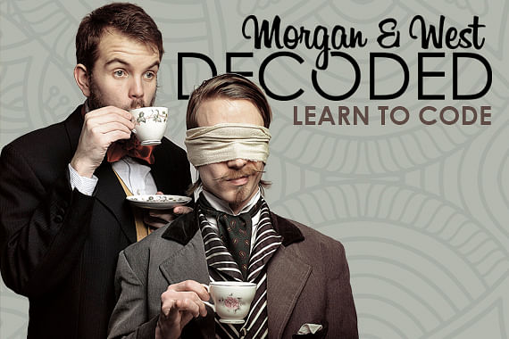 Learn To Code with a Pair of Time Travellers