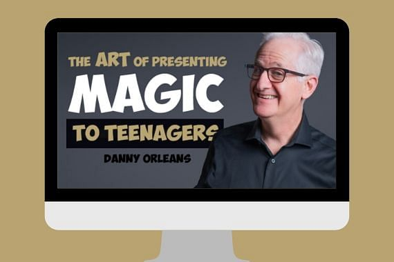 Presenting Magic to Teenagers: Mac King Interviews Danny Orleans