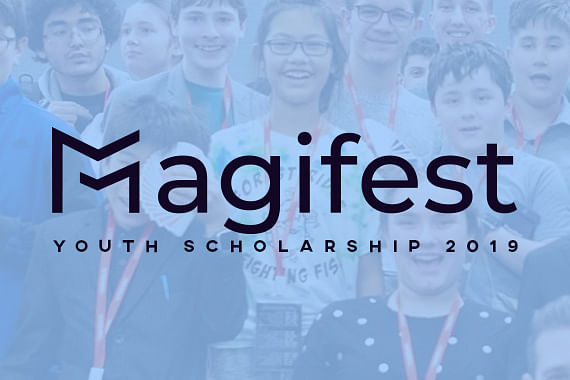 Magifest Youth Scholarship 2019