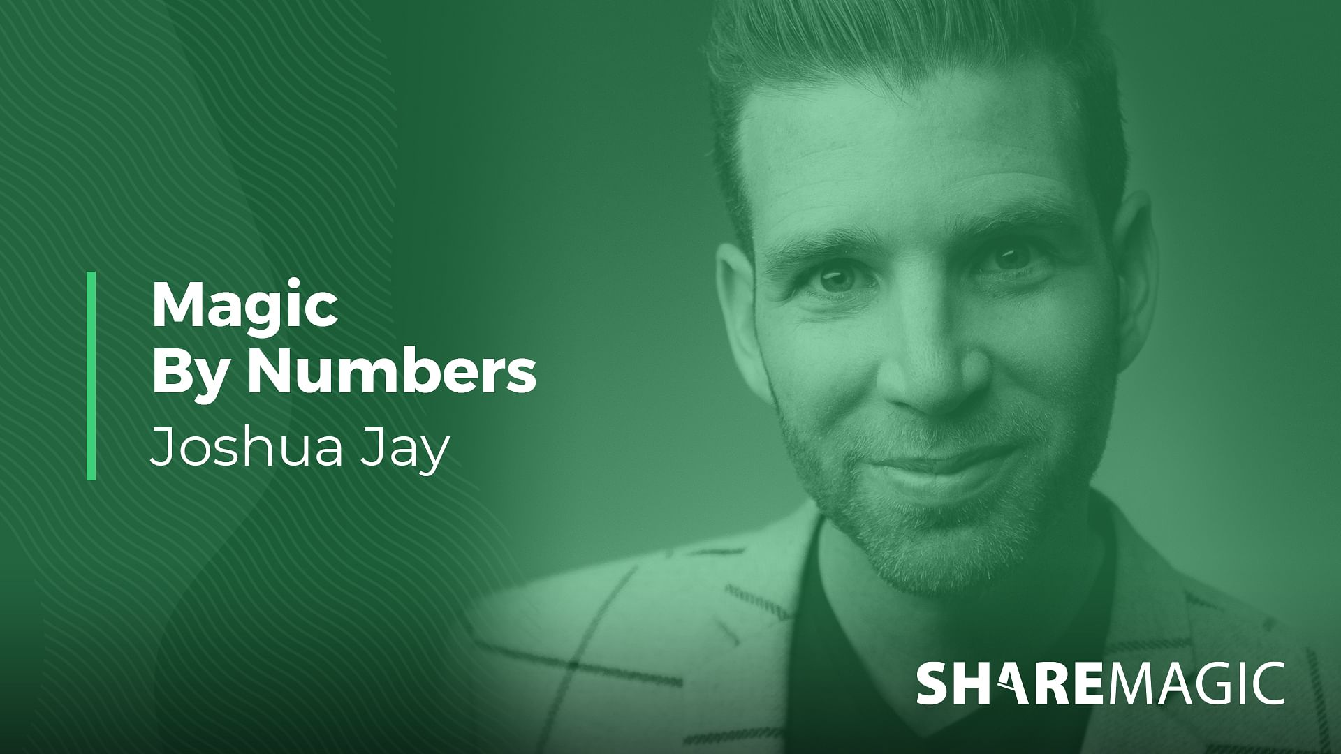 Joshua Jay: ShareMagic Talk