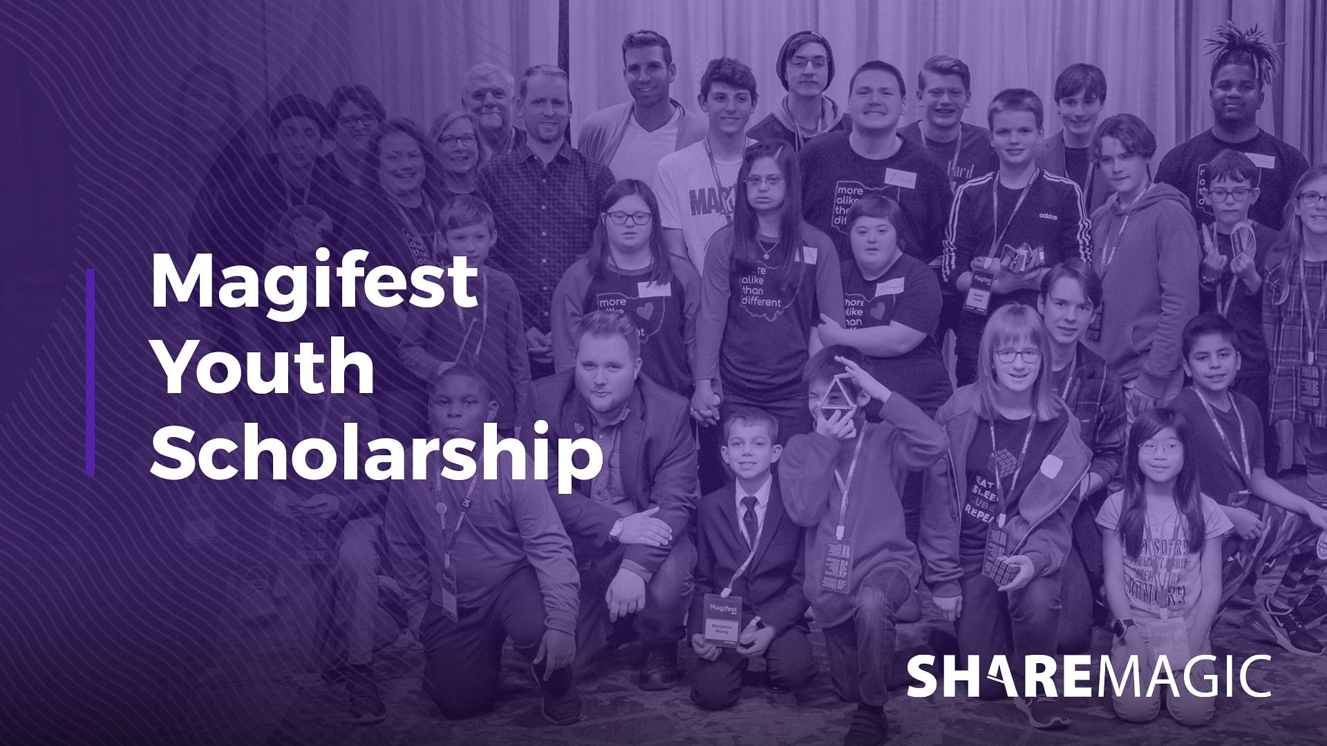 Magifest 2020 Youth Scholarship