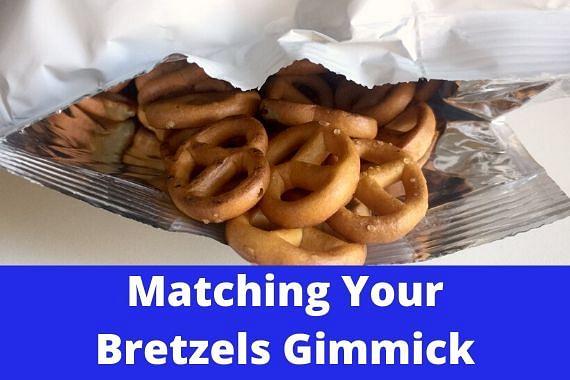 Finding a Matching Bretzels Pretzel