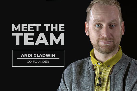 Meet The Team | Andi