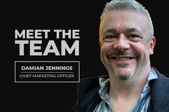 Meet The Team - Damian