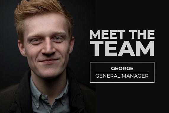 Meet The Team - George