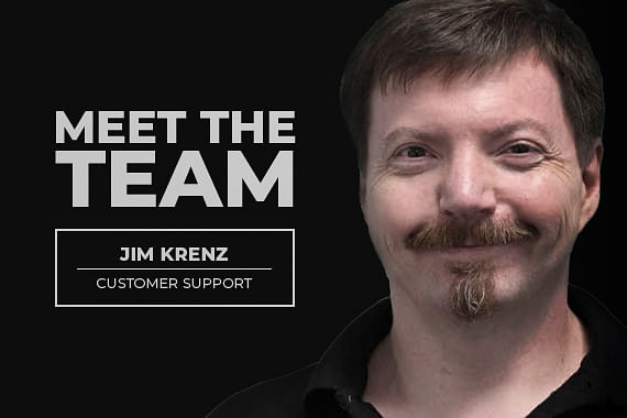 Meet The Team | Jim Krenz
