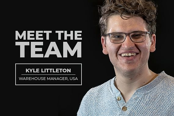 Meet The Team - Kyle