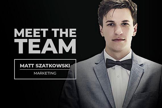 Meet The Team - Matt