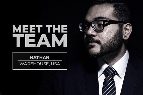 Meet The Team - Nathan