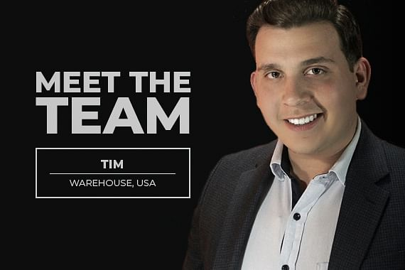 Meet The Team | Tim