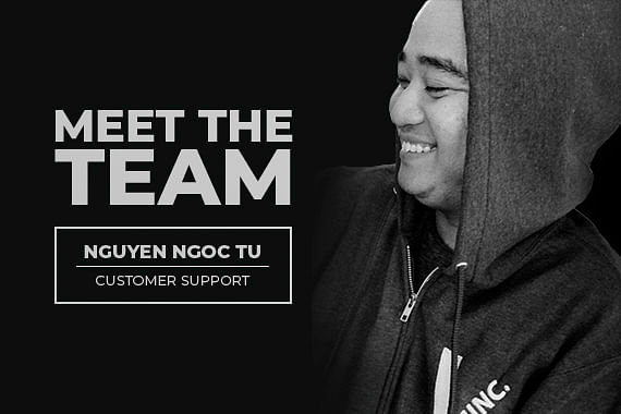 Meet The Team - Tú