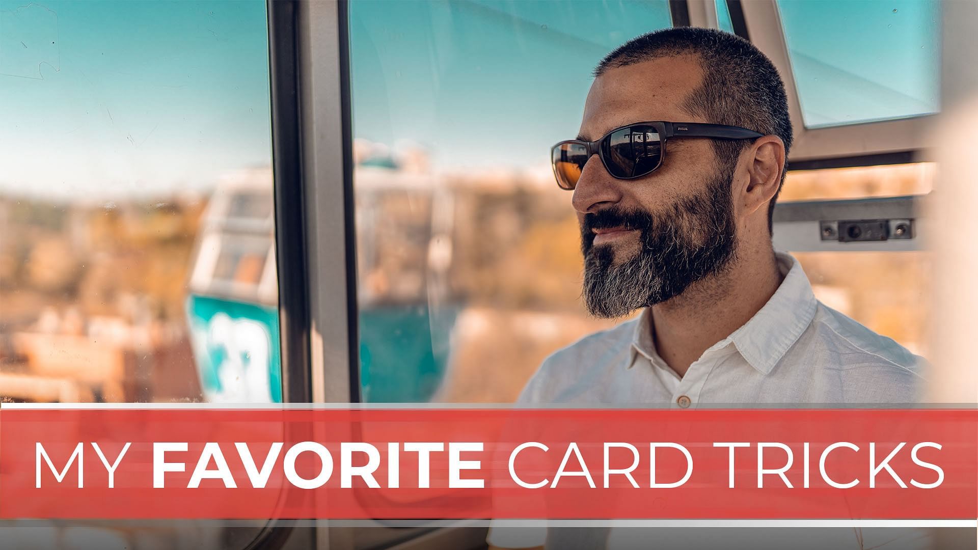 My Favorite Card Tricks: Daniel Prado